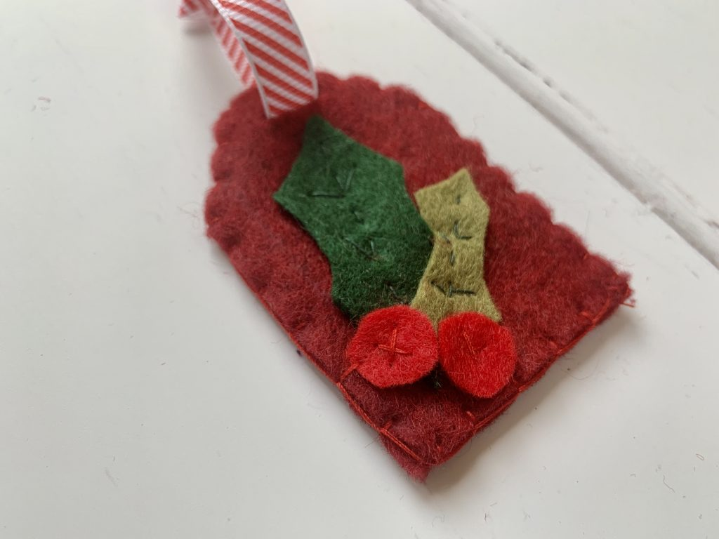 How To Make Felt Gift Tags
